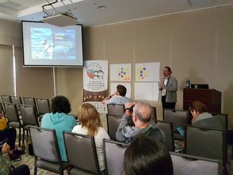 Asociación Ambiente Sur participó de la 7ma. reunión del Grupo de Aves Playeras del Hemisferio Occid