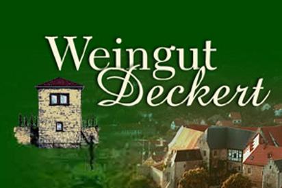 Weingut Deckert/ Freyburg/ Unstrut