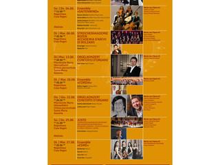Brunecker Sommerkonzerte 2019 - Concerti estivi Brunicensi 2019