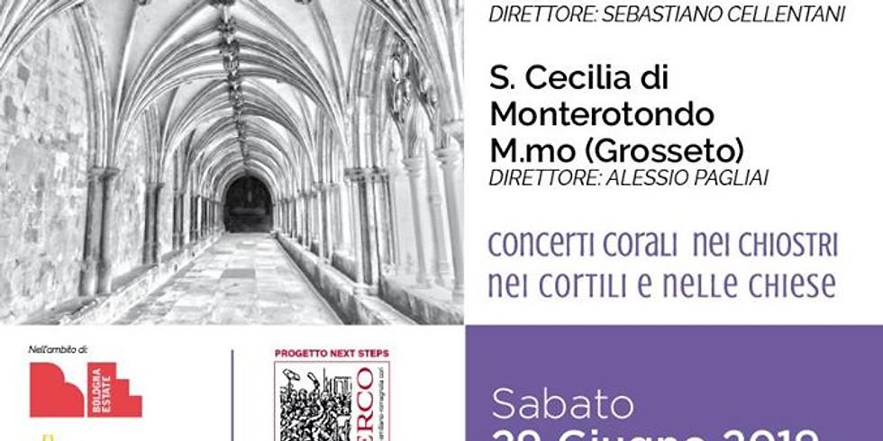 Festival Corale Voci Nei Chiostri