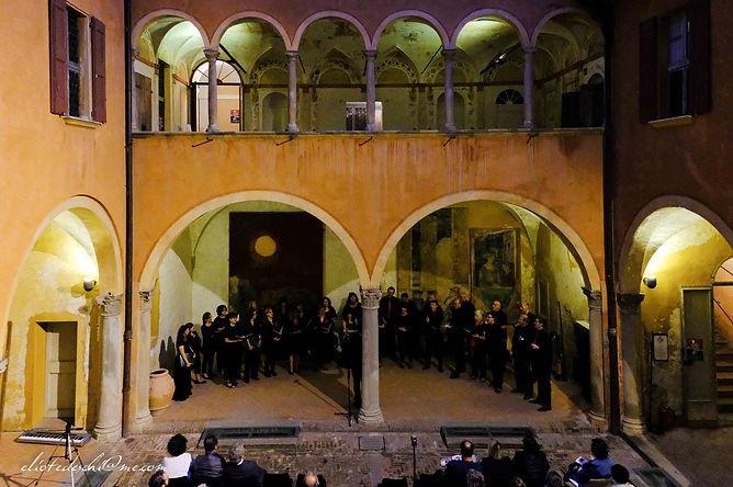 Voci nei Chiostri 2018 - Rocca di Dozza