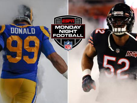 Bears at Rams: Win/loss predictions for Week 7