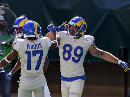 Rams at Bills: Win/loss predictions for Week 3