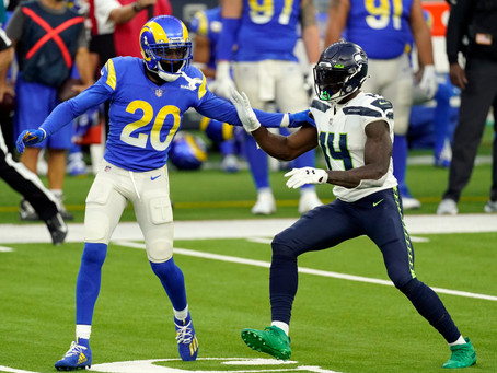 Rams at Seahawks: Win/loss predictions for Super Wild Card Weekend