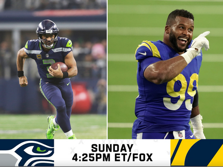 Seahawks at Rams: win/loss predictions for Week 10