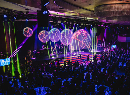 Live mit Angelstrings, Misses Toms und dem Berlin Show Orchestra - Live Entertainment Award 2016
