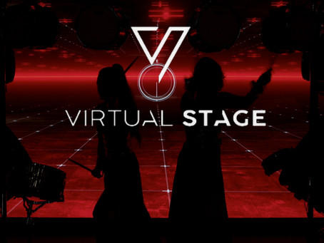 VIRTUAL STAGE - new technology in the event scene
