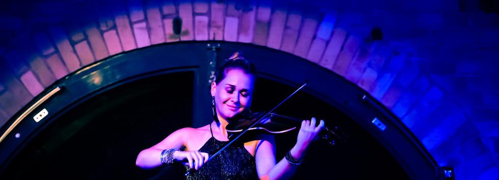 One Violin Orchestra