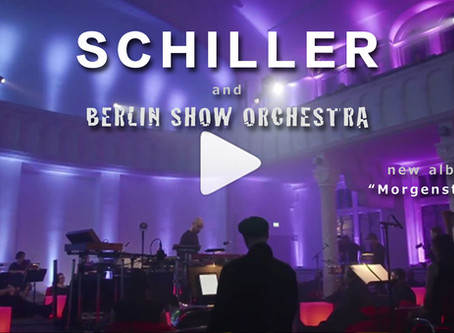 "SCHILLER - new album ""Morgenstund"" - incl. orchestral arrangements by Felix Neumann."