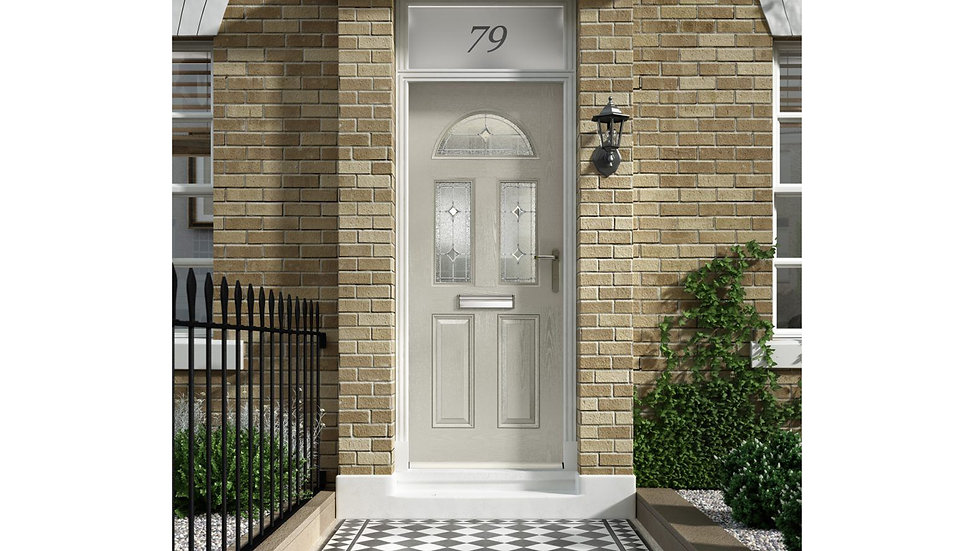 Composite Entrance Doors