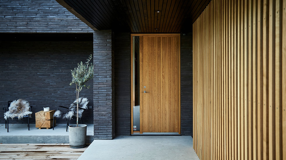 Jetrae Entrance Doors