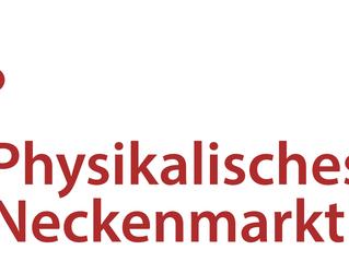 Eröffnung des PIN –  Physikalisches Institut Neckenmarkt