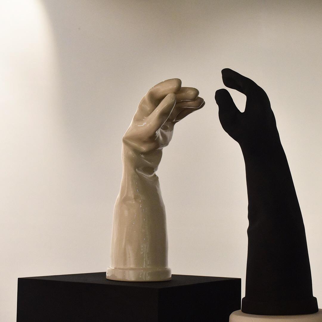 'A Pair of Odd Gloves', 2017.