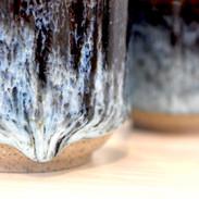 Sake Teacups (details)