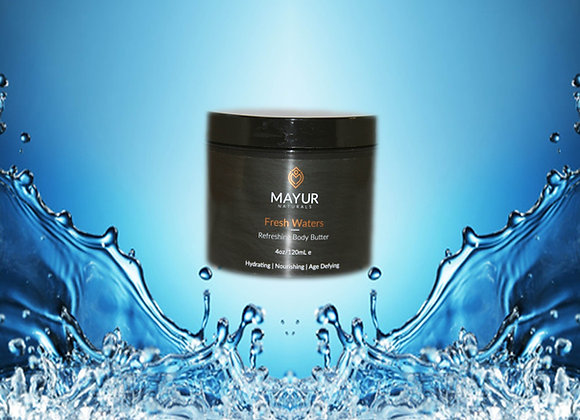 FRESH WATERS FOR HIM BODY BUTTER