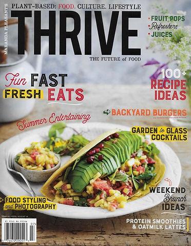 THRIVE - Fun Fast Fresh Eats
