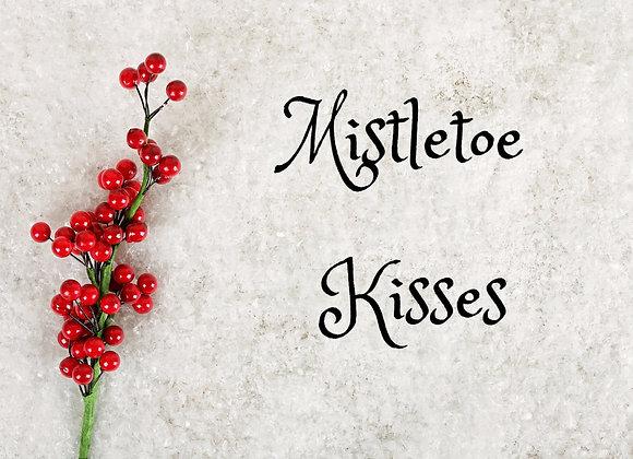 MISTLETOE KISSES PACKAGE