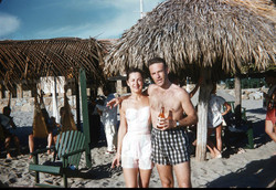 Mom and Dad Honeymoon