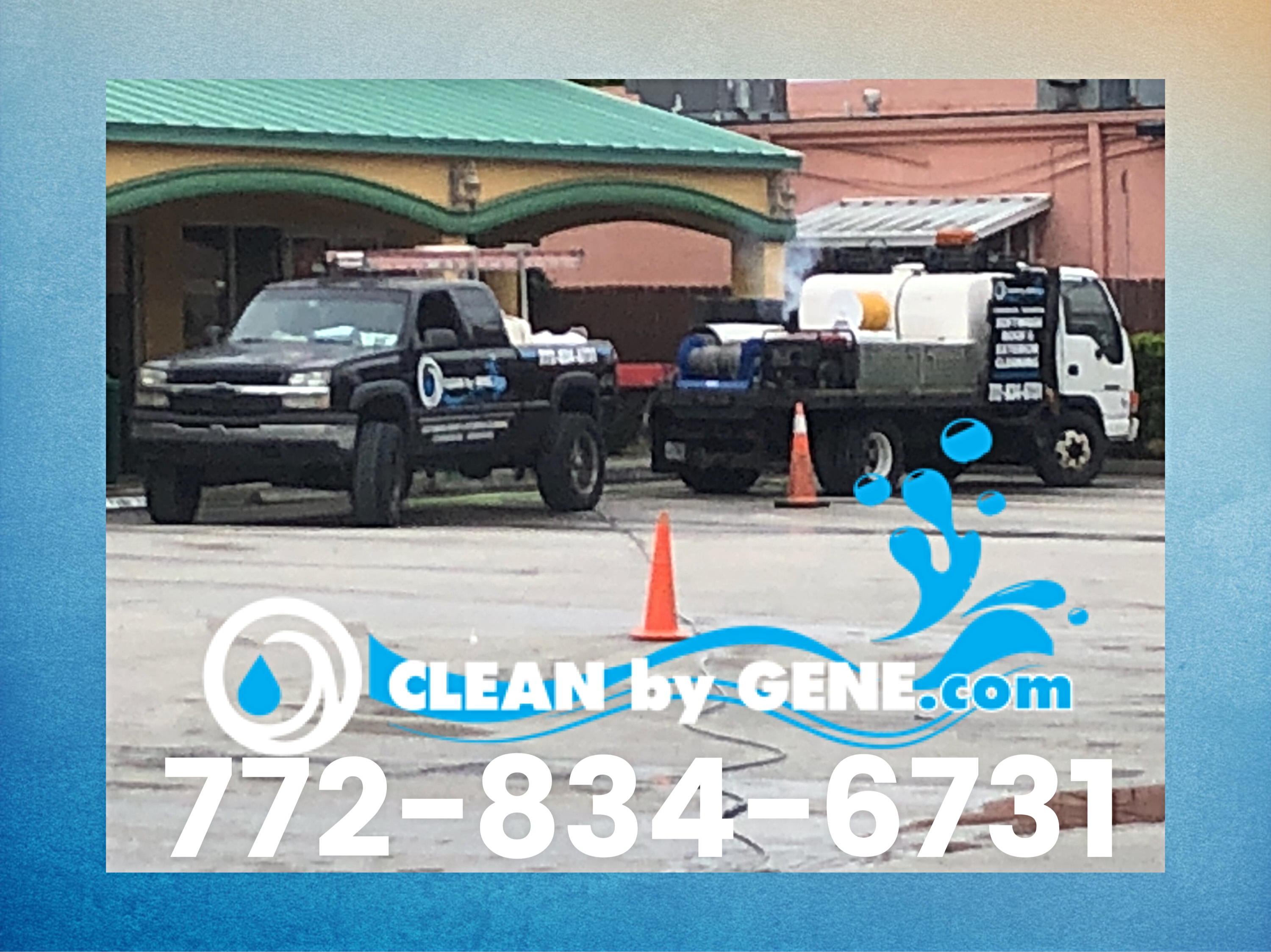 Clean by Gene • SoftWash Roof & Exterior Cleaning•Palm City, Florida