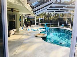 Pool & screen enclosure
