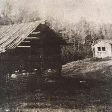 First Witt Cabin