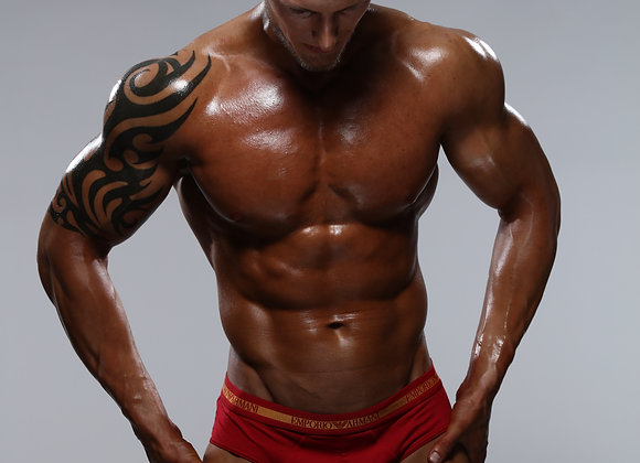 Muscle Model (Males)