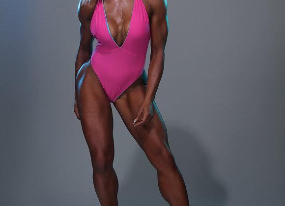 Swimsuit Model Fitness 45+