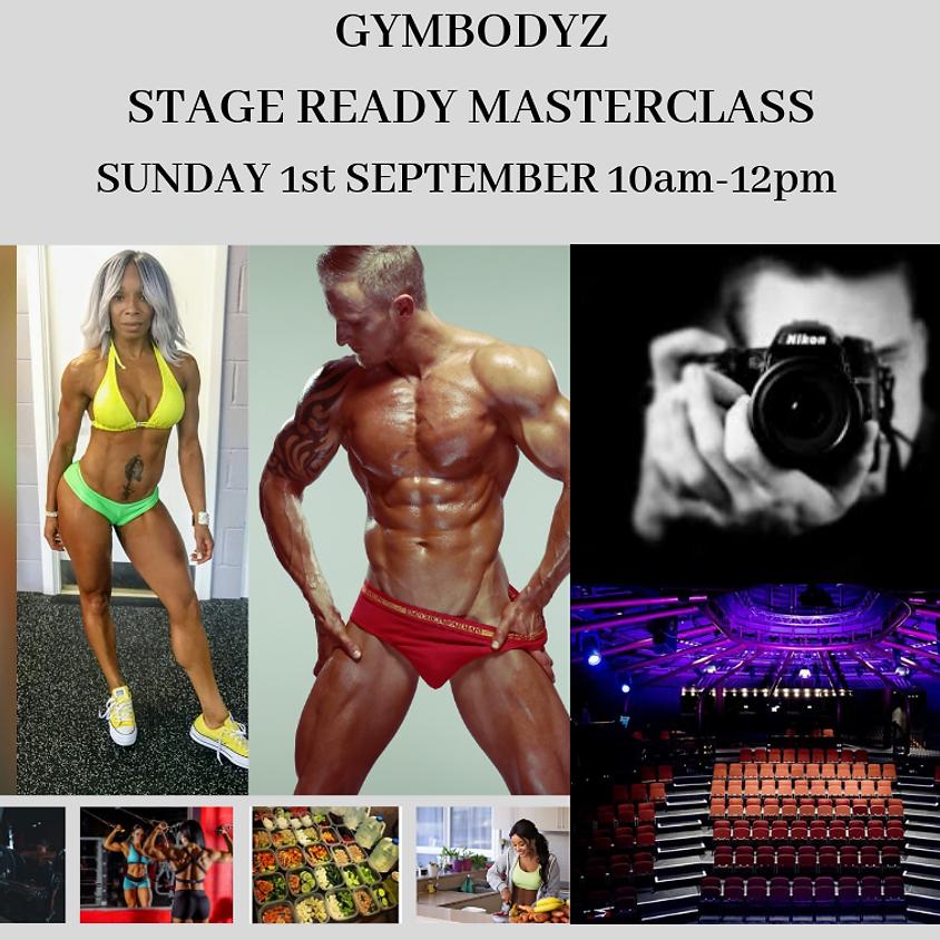 StageReady Workshop 6 Entered Athlete