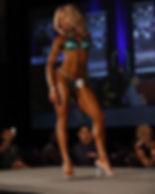 a female Fitness Model