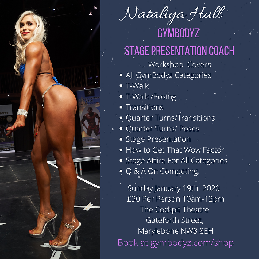 StageReady Workshop 1