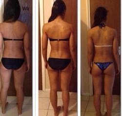Bikini Prep Transformation