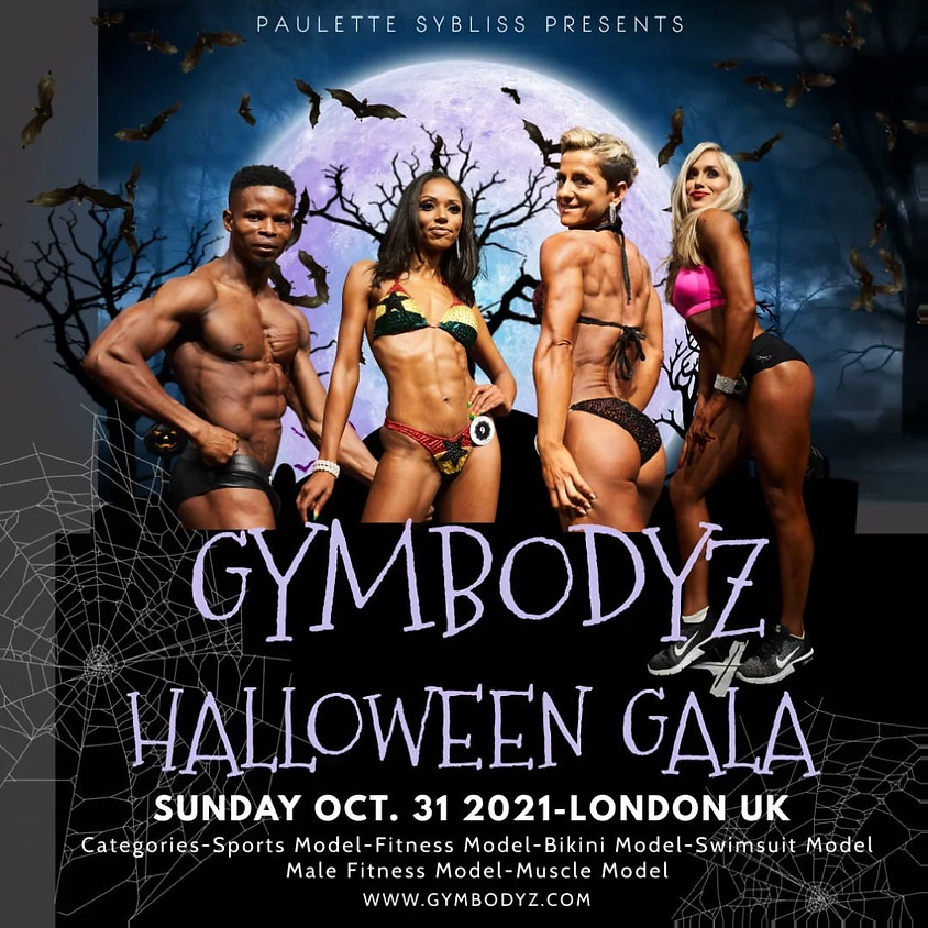 GymBodyz Halloween Gala 2021