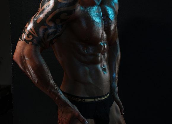 Fitness Model 35-45 (Males)