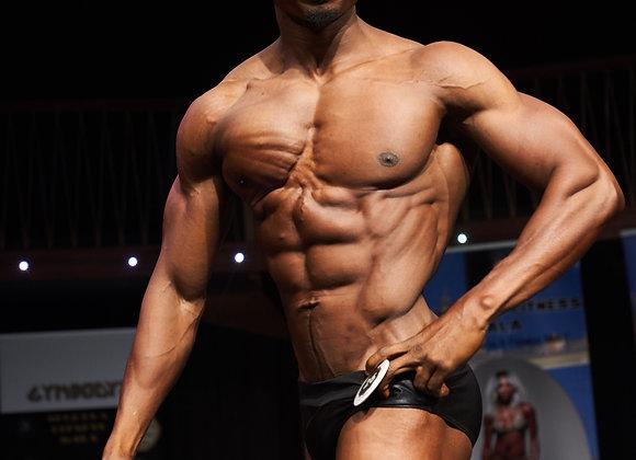 Fitness Model OPEN 18+ (Males)
