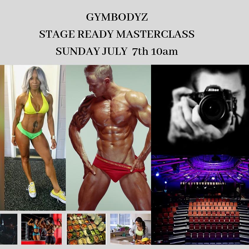 StageReady Workshop 5 Entered Athlete