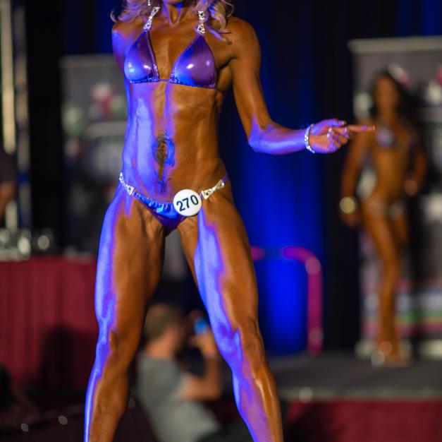 Fitness Model Prep