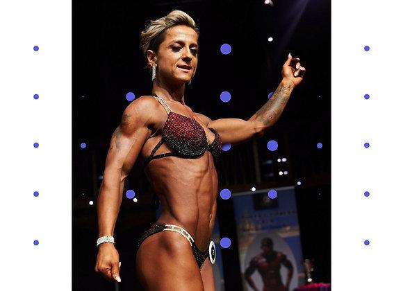 Fitness Model OPEN 18+ (Females)