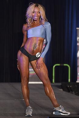 female Sports Model