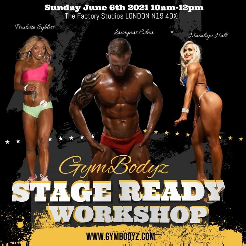 Stage Ready Workshop 1-2021