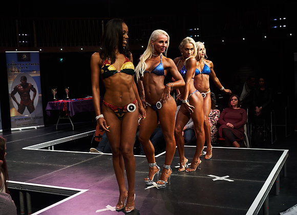 Bikini Model 35+(Females)