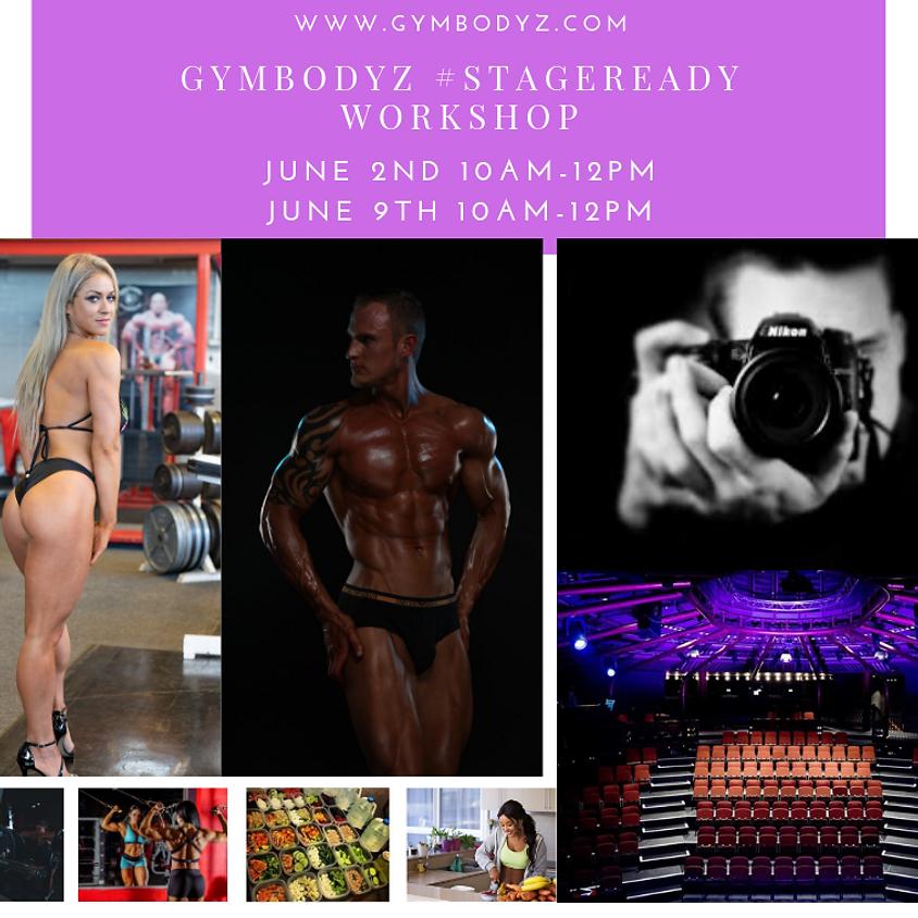 #StageReady Workshop 3 Entered Athlete