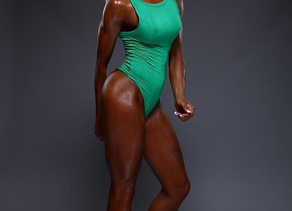 HALLOWEEN-Swimsuit Model Fitness 35+
