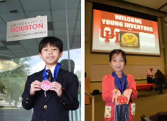 26th Houston Young Inventors Showcase 2014