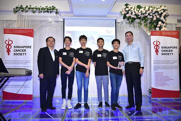 Singapore Cancer Society Partners' Appreciation Dinner 2019