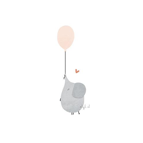 Ballon olifantje