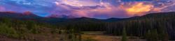 Medicine Bow Mountian Range
