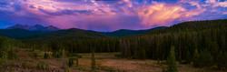 Medicine Bow Mountain Range