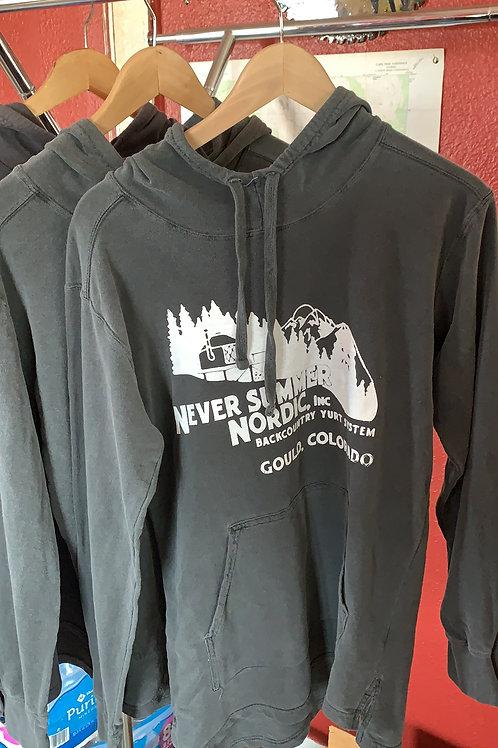 NSN Large Print Comfort Colors Hoodie