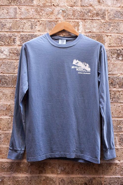 NSN Long Sleeve Comfort Colors T-shirt