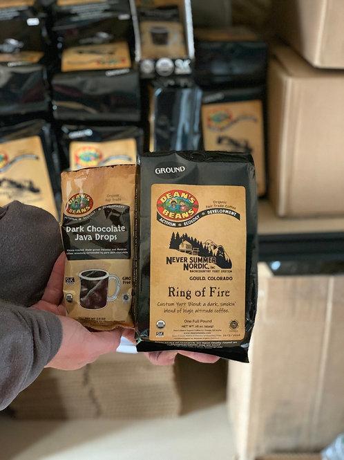 NSN Yurt Coffee (1 pound bag- ground)